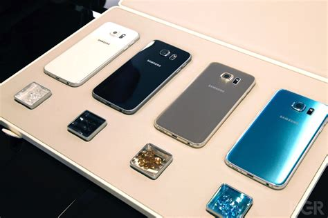 Samsung S6 Edge galaxy s6 vs galaxy s6 edge prices reportedly leaked