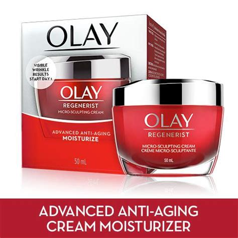 Olay Anti Aging olay regenerist micro sculpting advanced anti aging 50ml ca