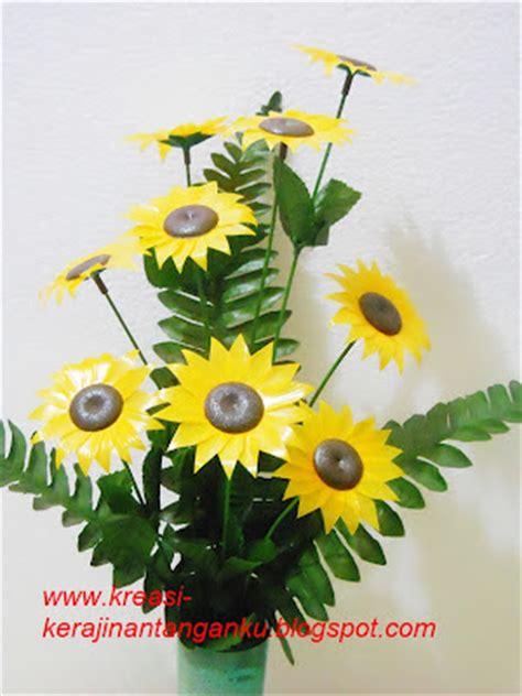 Clay Bunga 05 kreasi craft bunga matahari