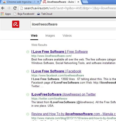 Okay Free Search 5 Safe Search Extensions For Chrome