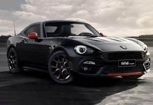 Fiat 124 Sedan 2018 Fiat 124 Coupe Specs News Rumors Price And Release