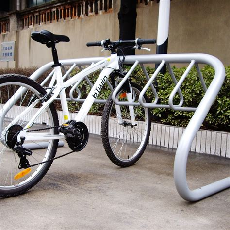 Bikes Racks by Bike Parking For Sided Capacity Bicycle Rack