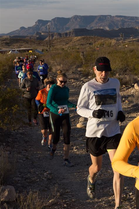 big running big bend ultra run big bend 50