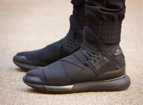 Sepatu Adidas Y 3 Qasa adidas qasa hi quot black quot sneakernews