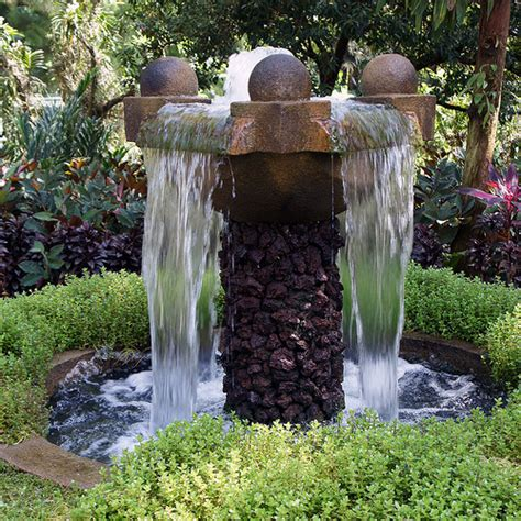 Garden Water Fountains keep outdoor fountains clean and clear with hydrogen peroxide