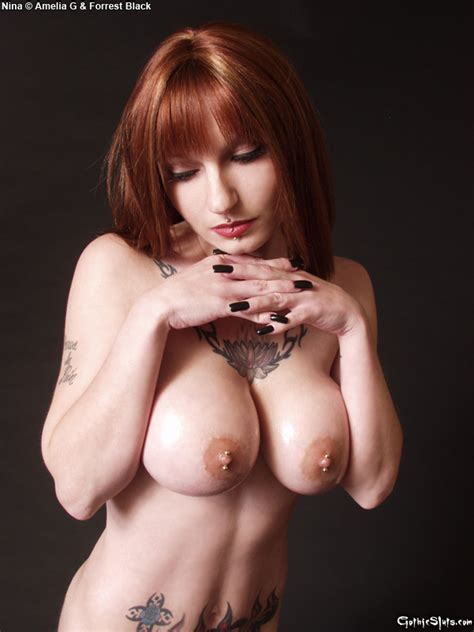 Gothic Sluts Yummy Redhead Goth Babe At Amateurindex Com