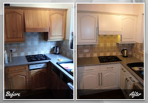 Kitchen And Cupboard Paint Kitchen Cupboards With No Sanding Use Esp Owatrol