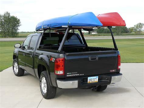 truck bed kayak rack adarac truck bed rack system discount truck accessories