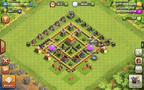 layout level 6 town hall best layouts for level 6 town halls in clash of clans