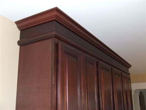 Cabinet Transition by Cabinet With Transition Trim Extend Kitchen Cabinet To