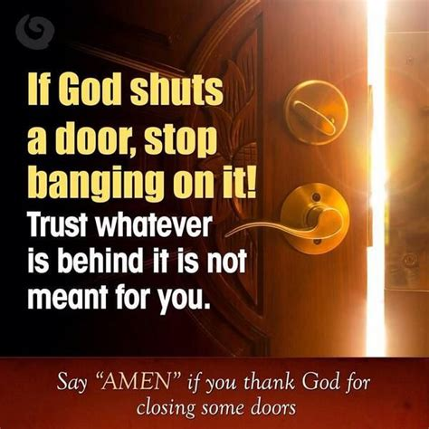 Closed Door Quotes by Quotes About Closed Doors Quotesgram
