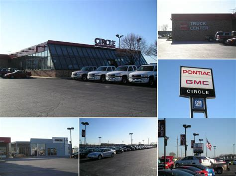 gmc dealerships indiana circle gmc buick car and truck dealer in highland