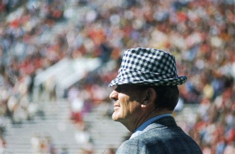 coach the of paul bryant books bryant the crimson standard legacy