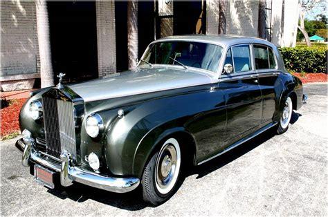 The Classic Car 2 1962 rolls royce silver cloud ii for sale 1805574