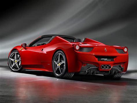 car ferrari 458 2013 ferrari 458 spider car wallpapers