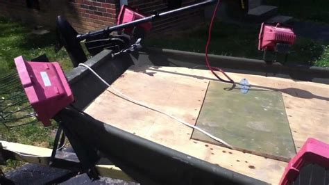 the gallery for gt homemade bowfishing boat - Homemade Bowfishing Boat