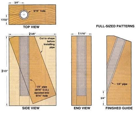 pocket holes woodworking pocket drill guide woodworking drill