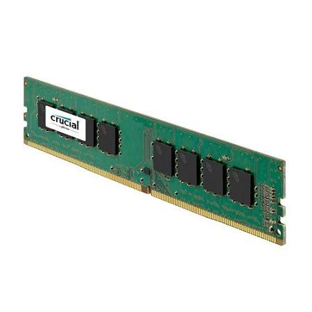 Memory Pc Ddr4 crucial 8 gb ddr4 2133 udimm unbuffered dimm 288 pin desktop memory ct8g4dfd8213
