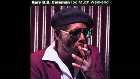 gary b b coleman gary b b coleman the sky is crying youtube