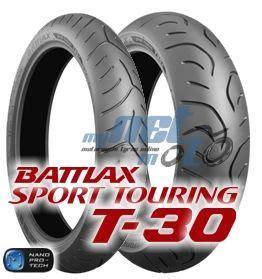 Motorradreifen Test Tourer by Bridgestone Battlax Sport Touring T30 Mynetmoto