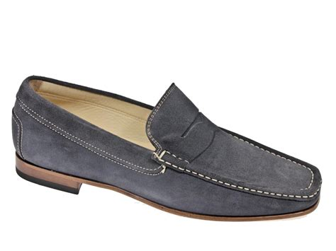 mens italian loafers white cortona mens suede leather italian loafers