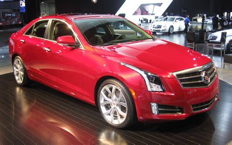 Cadillac Ats 2 0 by Cadillac Ats 2 0 2012 Auto Images And Specification