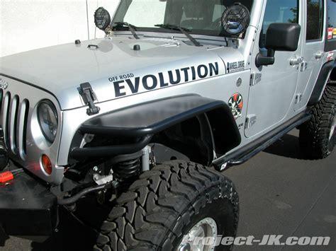 Jeep Metal Fenders Jeep Steel Flat Fender Opinions Jkowners