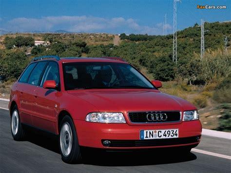 Audi A4 B5 Wallpaper by Audi A4 1 9 Tdi Avant B5 8d 1996 2001 Wallpapers 800x600