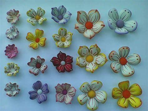 imagenes de flores fomix flores en foami por docena bs 350 00 en mercado libre