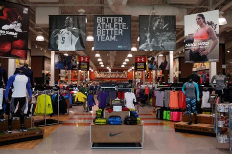 sporting shoes stores dick s sporting goods revs pushing apparel footwear