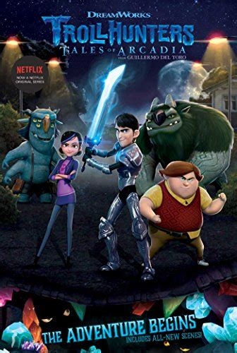 jim lake jr s survival guide trollhunters books diy sword battle armor from dreamworks trollhunters