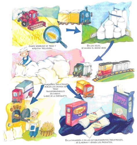 cadenas sociales productivas circuito productivo del pan imagui