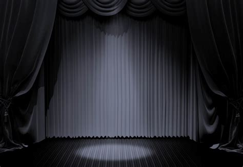 black stage drapes black curtain hd picture material over millions vectors