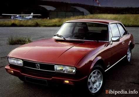 peugeot 504 coupe 504 coupe 1977 1982 peugeot photo
