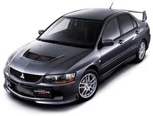 Pictures Of Mitsubishi Evo Mitsubishi Lancer Evolution Ix Mr Fin De Race Le Auto