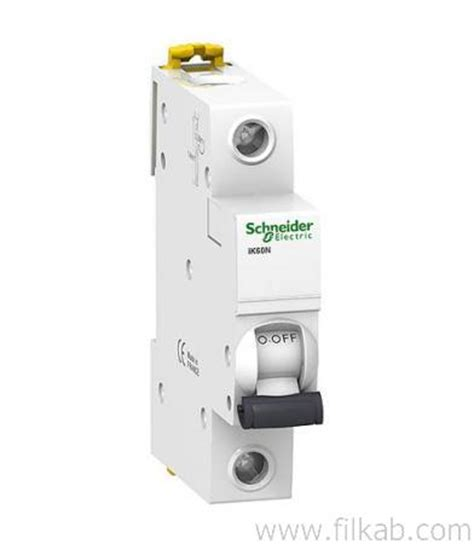 Mcb C120n Mini Circuit Breaker Schneider Acti9 3p 80a 3x80a filkab products electrical equipment schneider