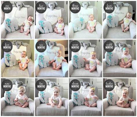 newborn collage board newborn photo 12 month baby collage b s 1st birthday