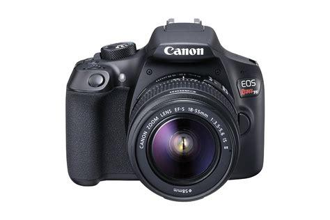 canon dslr canon eos t6 rebel digital slr ef s 18 55mm is ii
