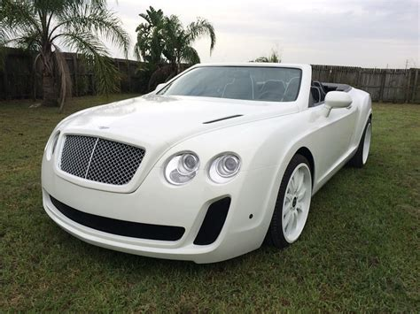 bentley gt convertible replica for sale