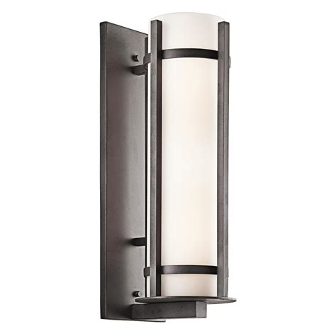 Kichler Wall Sconce Kichler 49121avi Camden Outdoor Wall Sconce