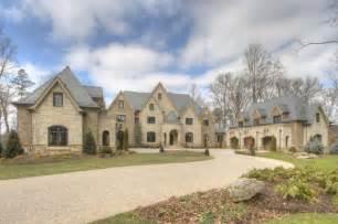 custom mansions homes mansions custom french estate in atlanta ga