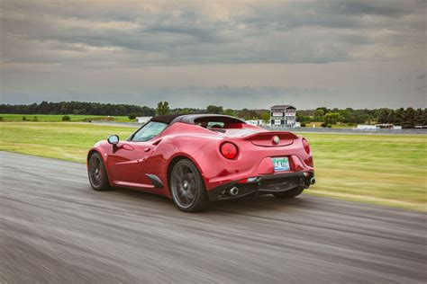 alfa romeo 4c rs 2016 alfa romeo 4c spider a and simple track weapon