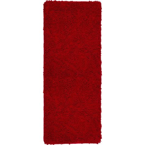 memory foam shag rug lavish home memory foam shag bath mat bath rugs home appliances shop the exchange