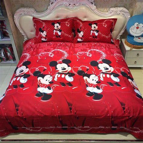 queen size disney bedding 4pcs queen size disney mickey 04 bedding set
