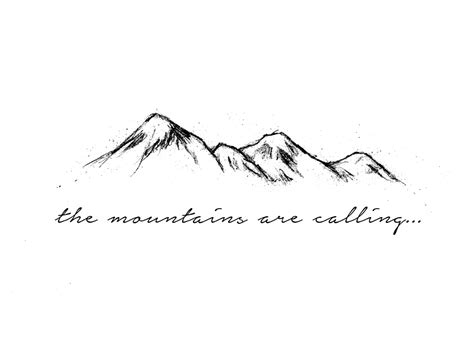 mountain range tattoo designs 64 simple mountain tattoos collection