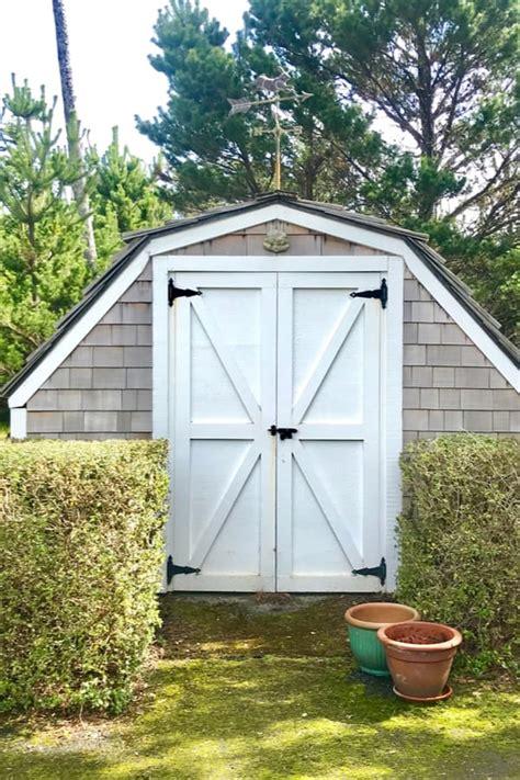 homemade shed door plans   diy easily