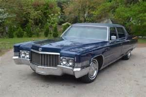 1970 Cadillac Fleetwood Brougham For Sale Find Used 1970 Cadillac Fleetwood Brougham 18k Mile