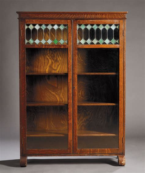 Antique Bookcase Glass Doors Antique Furniture Antique Glass Doors