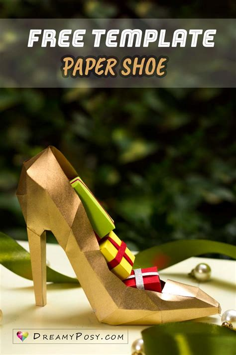 how to make paper shoes templates paper shoe template choice image free templates ideas