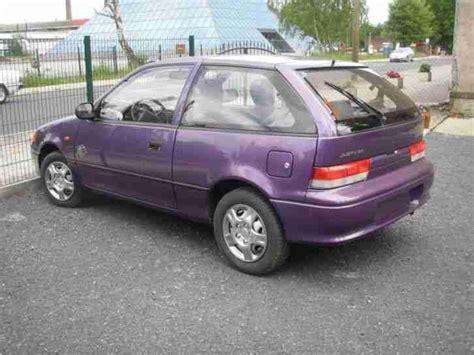 Suzuki Justy Subaru Justy Wie Suzuki 1 3 Gx 4wd Gr 252 Ne Tolle